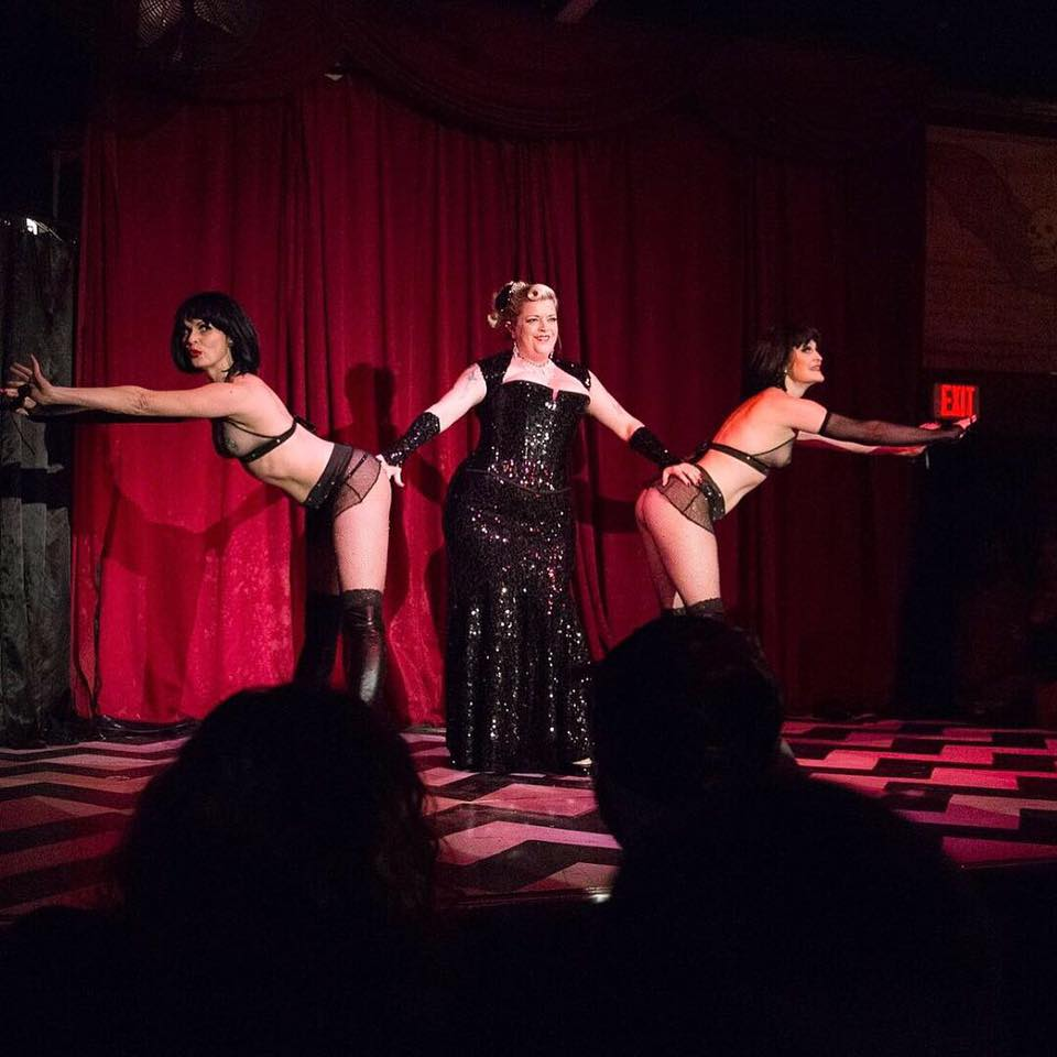 Copyright Savannah Burlesque Festival